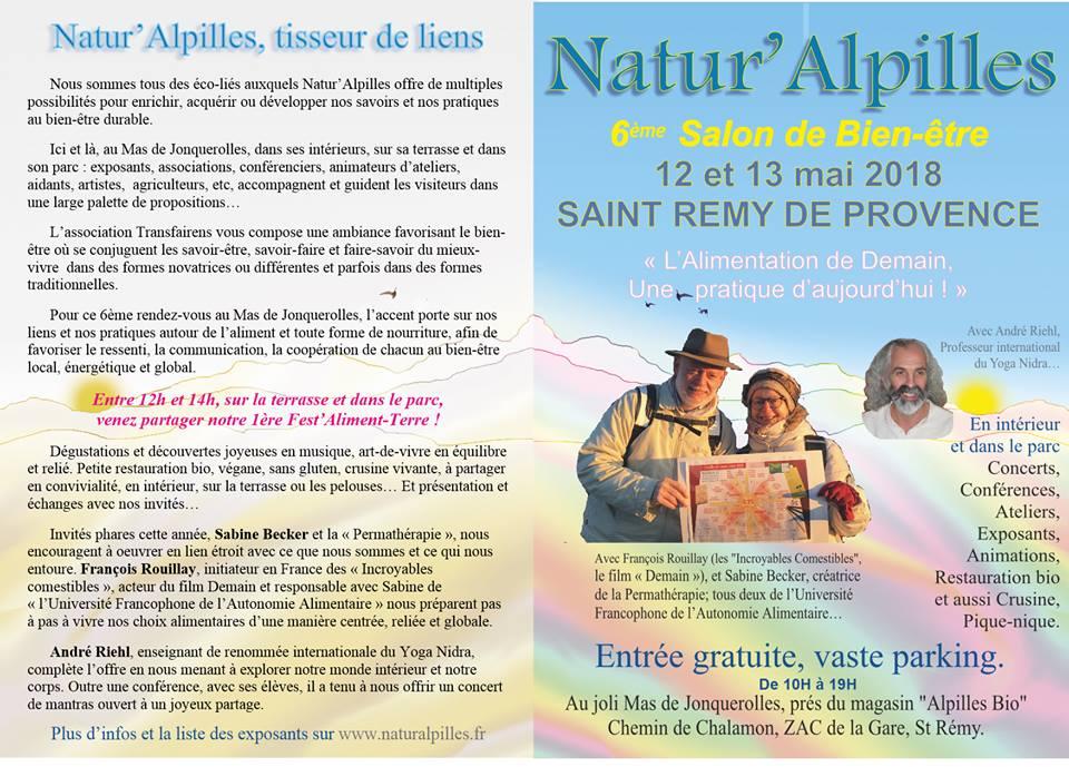 """Conférence """" Les mémoires du corps"""" Samedi 12 Mai à 14h et atelier J'ouvre mon coeur Dimanche 13 Mai à 14h"""